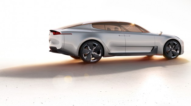 Report: Production version of Kia GT Concept apparently on the verge of being revealed