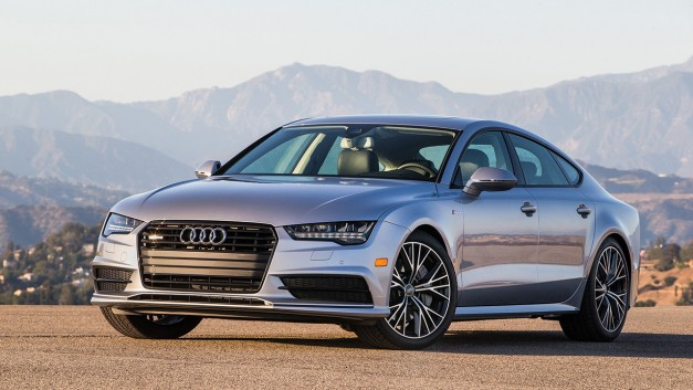 Report: Next-gen Audi A7 to have more of a normal arse