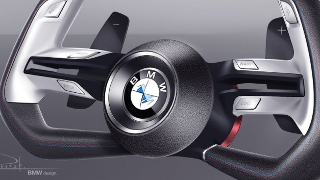 BMW's prepping two new concepts for Pebble Beach this year
