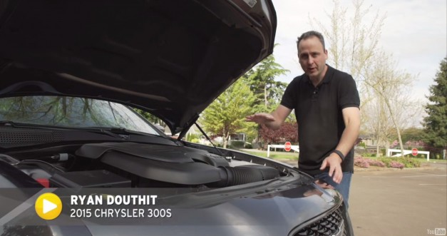 Video: The 2015 Chrysler 300S is a luxury sedan without the full luxury price