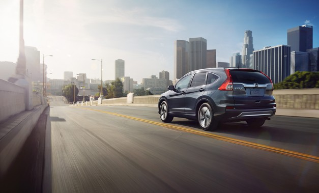 Report: Honda's 2017 CR-V to grow in size, to offer standard seven-seat layout