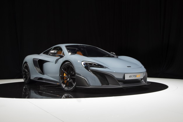 Itching for a McLaren 675LT? Well, you're SOL since they're sold out