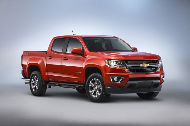 Details galore dropped on the highly-anticipated 2016 Chevrolet Colorado Duramax Diesel