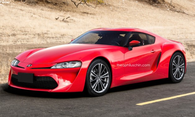 Photo Rendering: Is this what a production Toyota FT-1 Concept could look like?