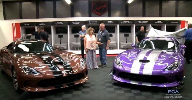 Video: This Texas couple might have the largest Dodge Viper collection ever