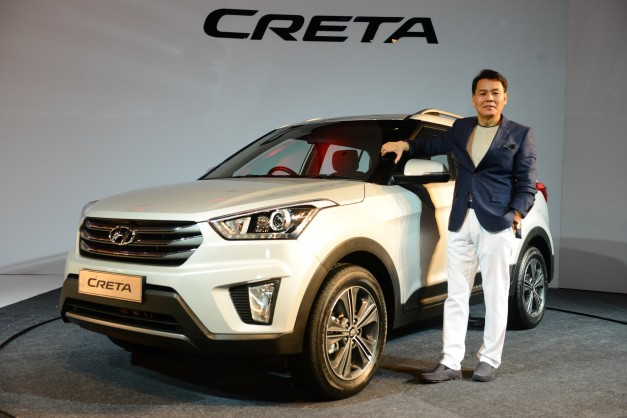 Report: Hyundai plans to export subcompact Creta to other markets
