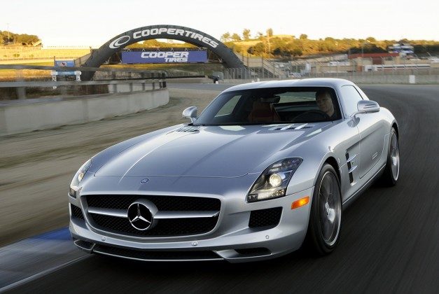 Report: Is Mercedes-AMG working on a successor to the McLaren SLR?