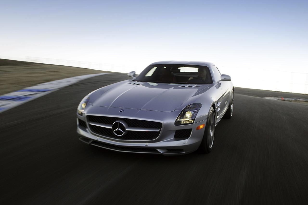 2011 Mercedes Benz Sls Amg 9 Egmcartech