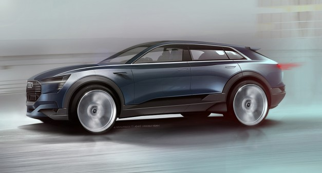 Audi's next saga in its crossover conquest could be a new Q6