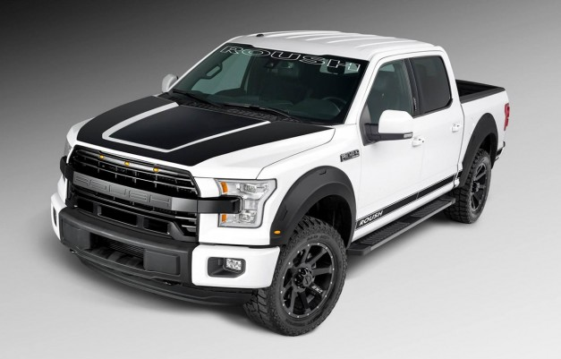 Roush reveals their take on the 2015 Ford F150