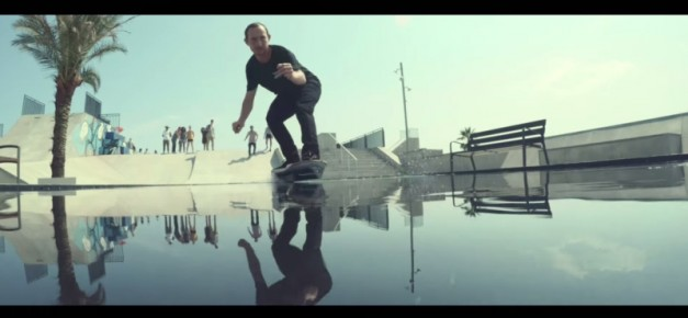 Video: Lexus finally reveals their highly-teased hoverboard–and what a tease it was