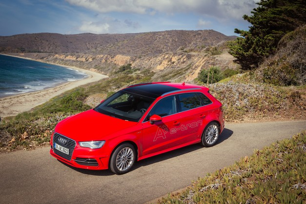 The 2016 Audi A3 E-Tron requires $38,425 of your hard-earned simoleans