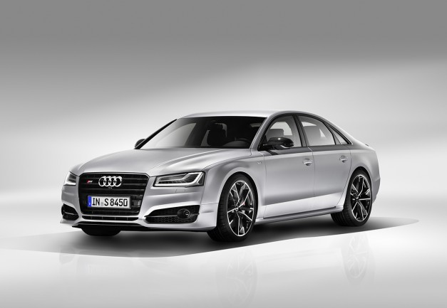 The 2016 Audi S8 Plus will set you back $114,900, to boot