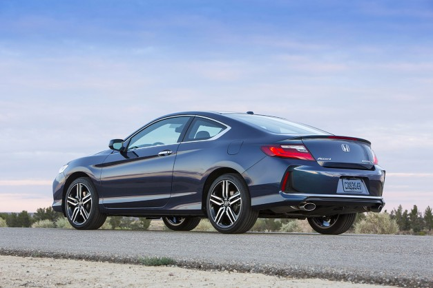 Honda Accord Coupe Touring - egmCarTech - egmCarTech2016 Honda Accord ...