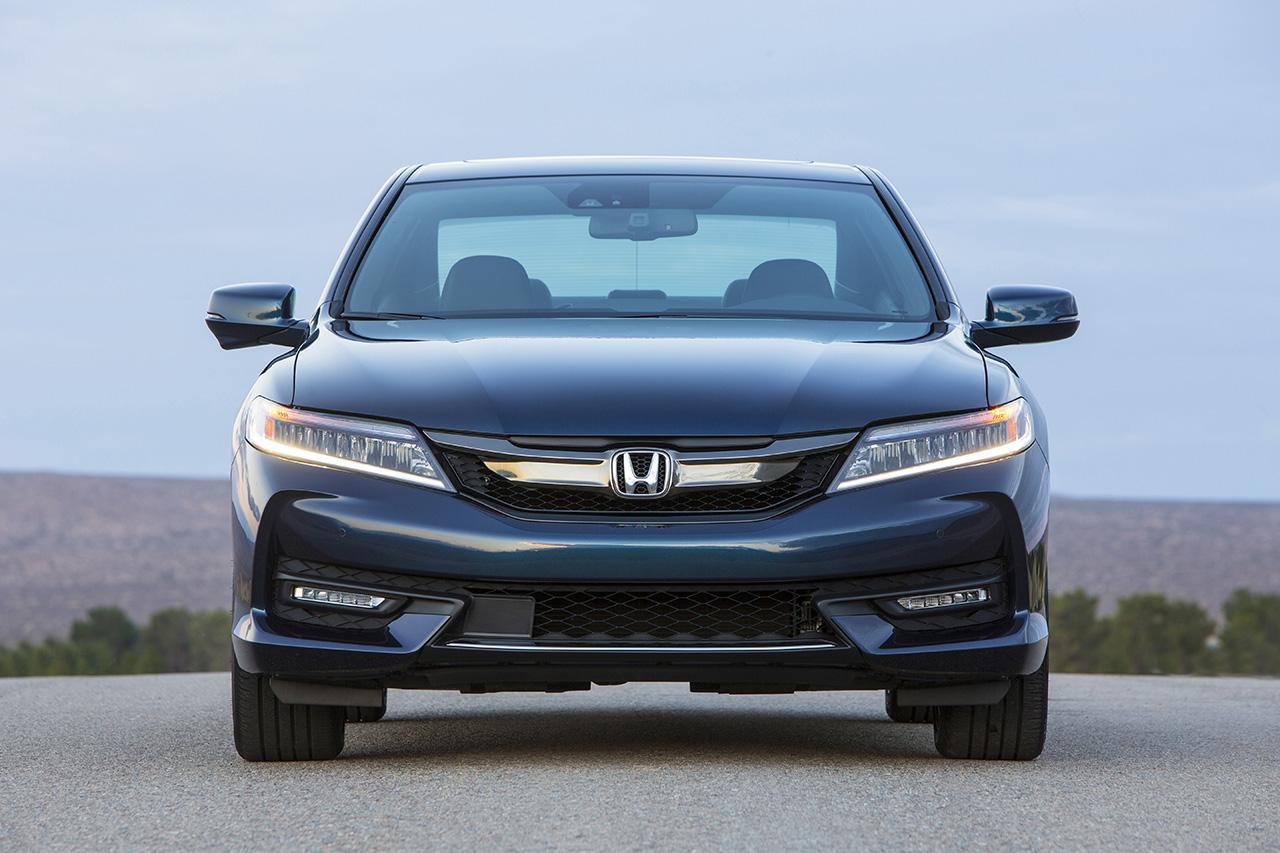 2016 Honda Accord Coupe Touring - egmCarTech