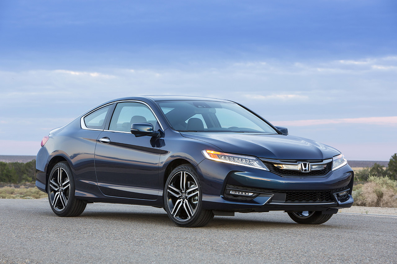 2016 Honda Accord Coupe Touring - egmCarTech
