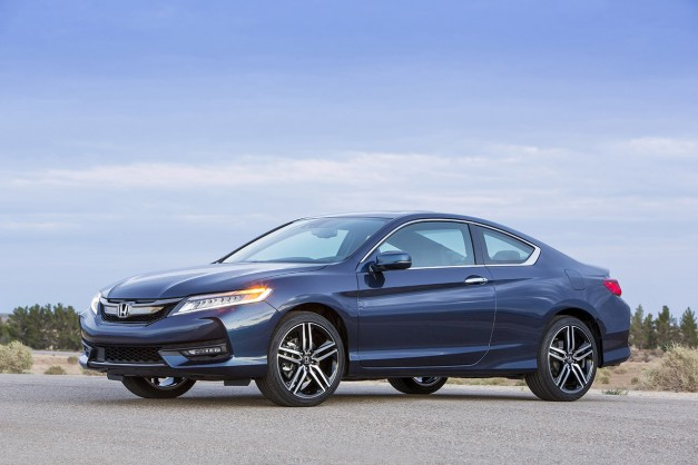 The 2016 Honda Accord Coupe follows the way of its sibling, gets some new tweaks