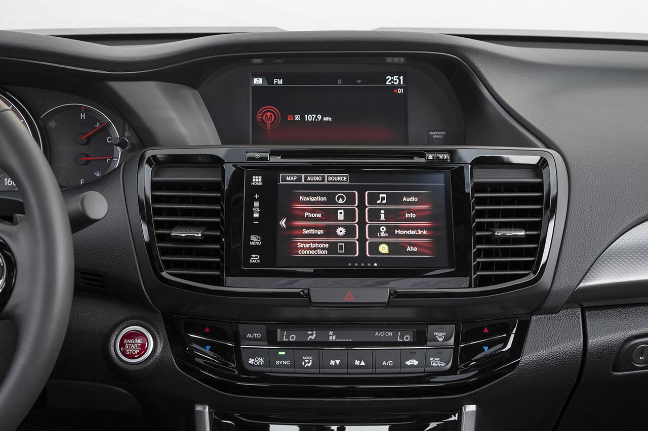 Honda Accord Coupe Touring - egmCarTech - egmCarTech2016 Honda Accord ...