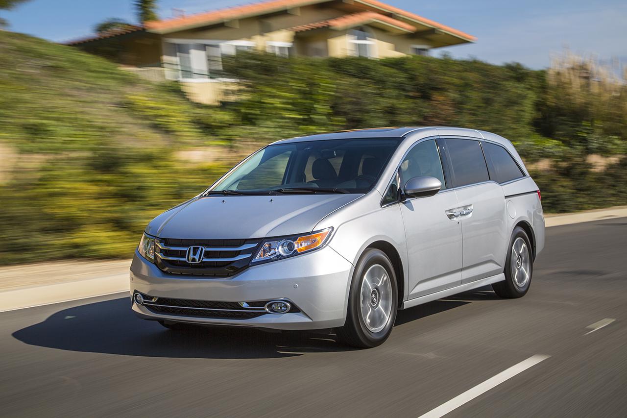 2016 Honda Odyssey  egmCarTech  egmCarTech