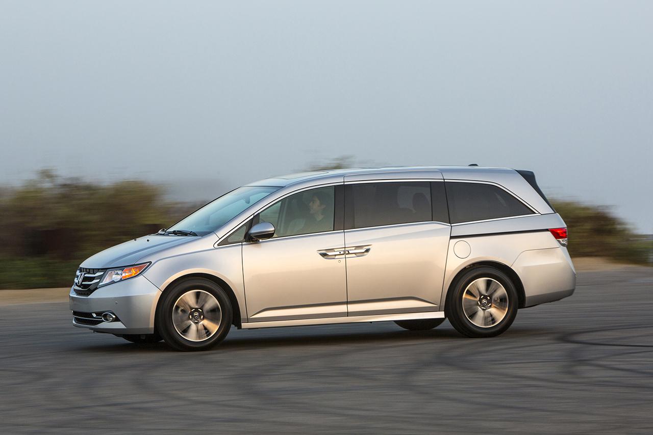 2015 Honda Odyssey | 2016 Car Release Date
