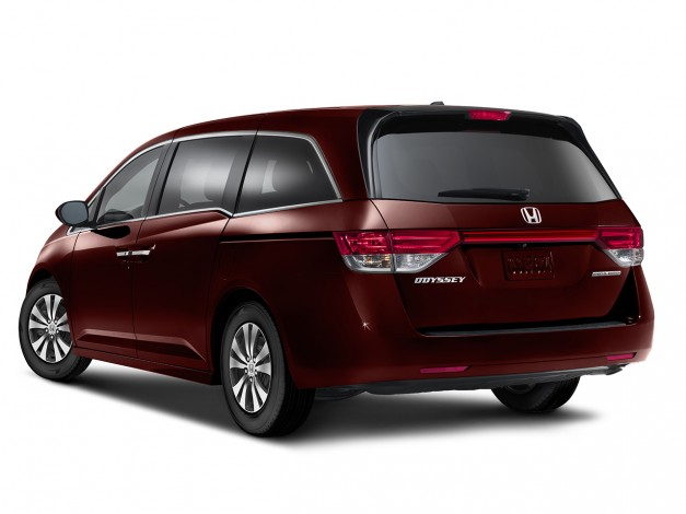 the 2016 honda odyssey gets a special edition model called. Black Bedroom Furniture Sets. Home Design Ideas
