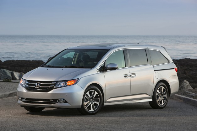 Poll: The next Honda Odyssey could gain all-wheel drive