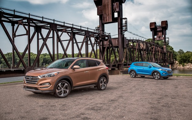 First Drive: The 2016 Hyundai Tucson Limited improves upon itself in every single way