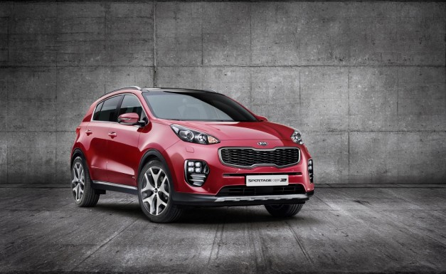 BREAKING: The new 2016 Kia Sportage–this is it