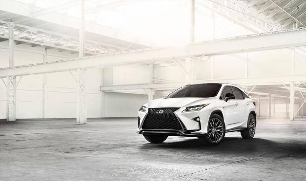 Report: Lexus wants to build another flagship, could be a new SUV