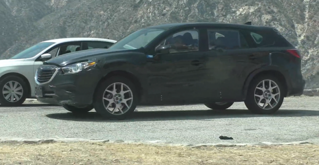 Video: Is this the new 2016 Mazda CX-9?