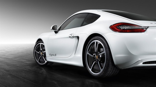 Porsche Exclusive gets snazzy with the Cayman S