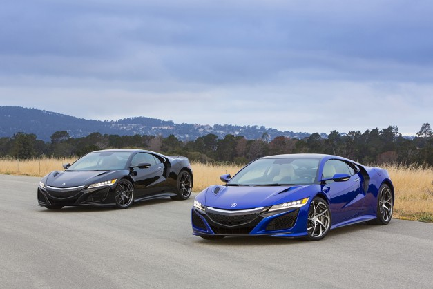 Report: Honda/Acura says those interested NSX are to likely be upgrading from a Porsche 911