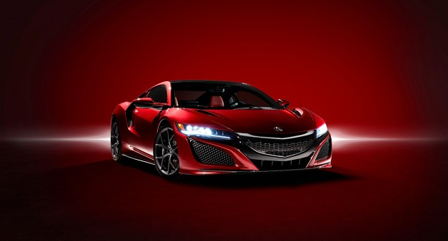 Acura to finally commence production of the 2017 NSX in late April w/ video