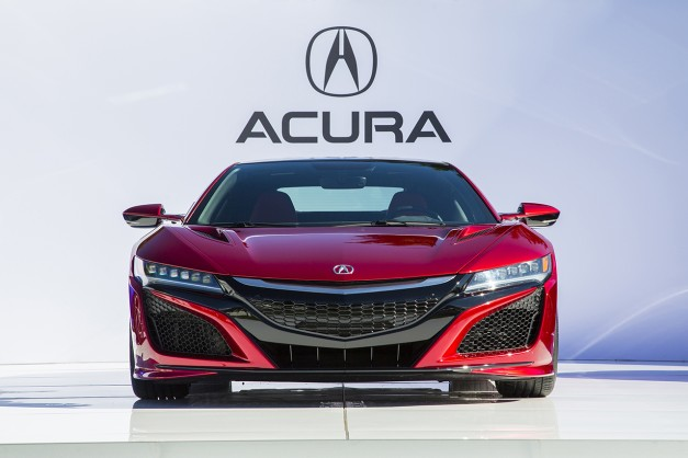 Production for the 2016 Acura NSX delayed, again