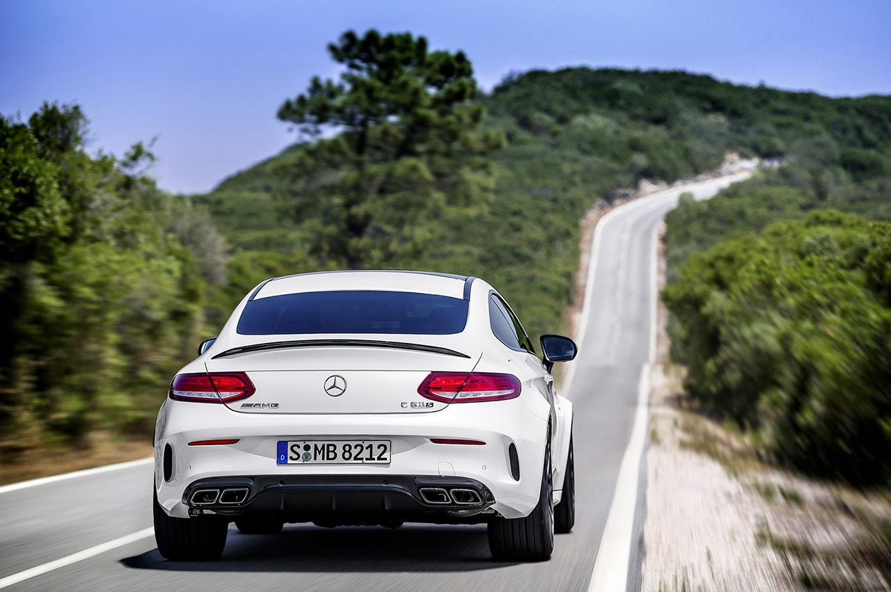 ... Coupe - egmCarTech - egmCarTech2017 Mercedes-AMG C63 Coupe
