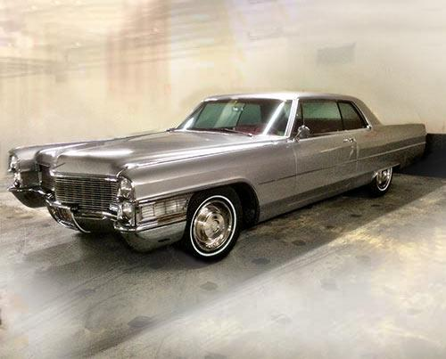 Auctions: Don Draper's 1965 Cadillac Coupe DeVille could be yours