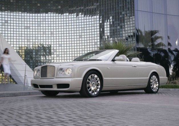 Report: Bentley could produce a new Mulsanne Grand Convertible by 2017
