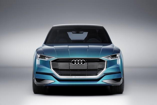 Audi etron quattro concept  egmCarTech  egmCarTech