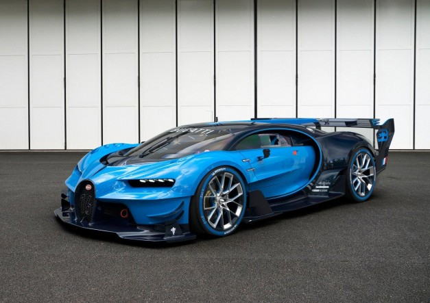 Report: The Bugatti Chiron is safe from Volkswagen's project cuts