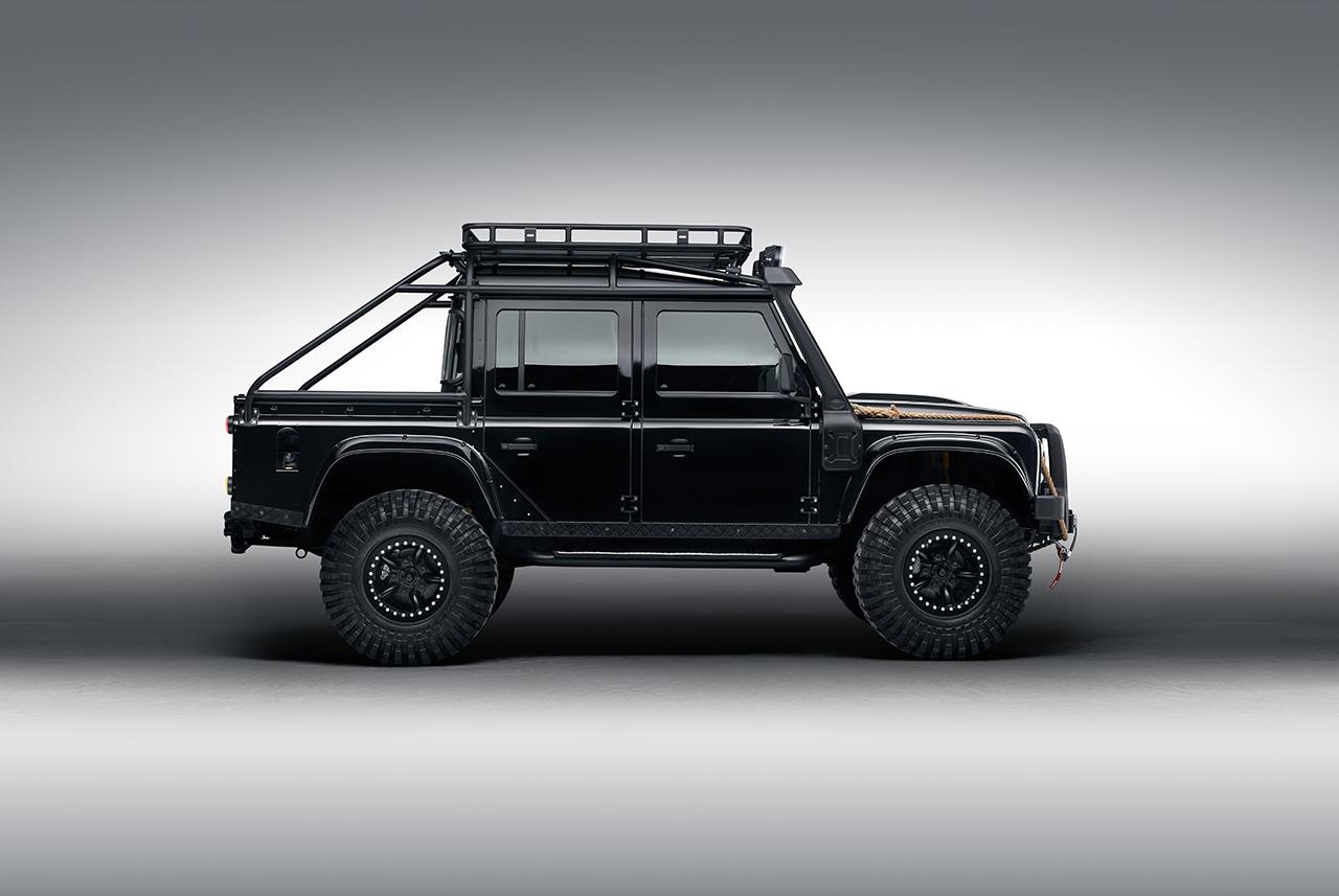 2015 Frankfurt  IAA Jaguar Land Rover Reveal 007 Spectre
