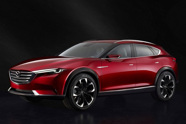 Report: Mazda could introduce a new crossover to compete with the Subaru Outback