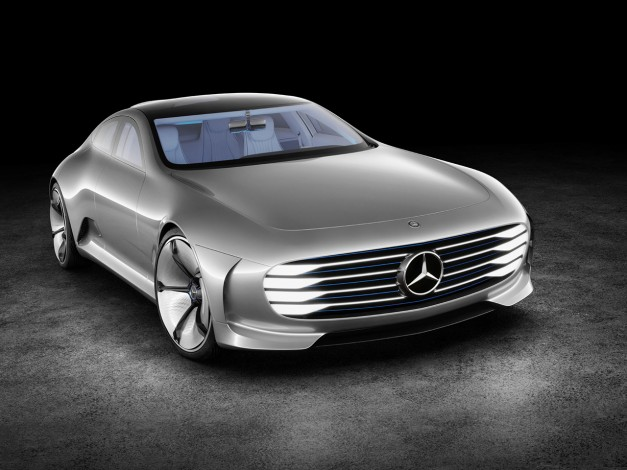"Report: Mercedes-Benz wants to double-down on its EV efforts to ""overtake Audi and BMW"""