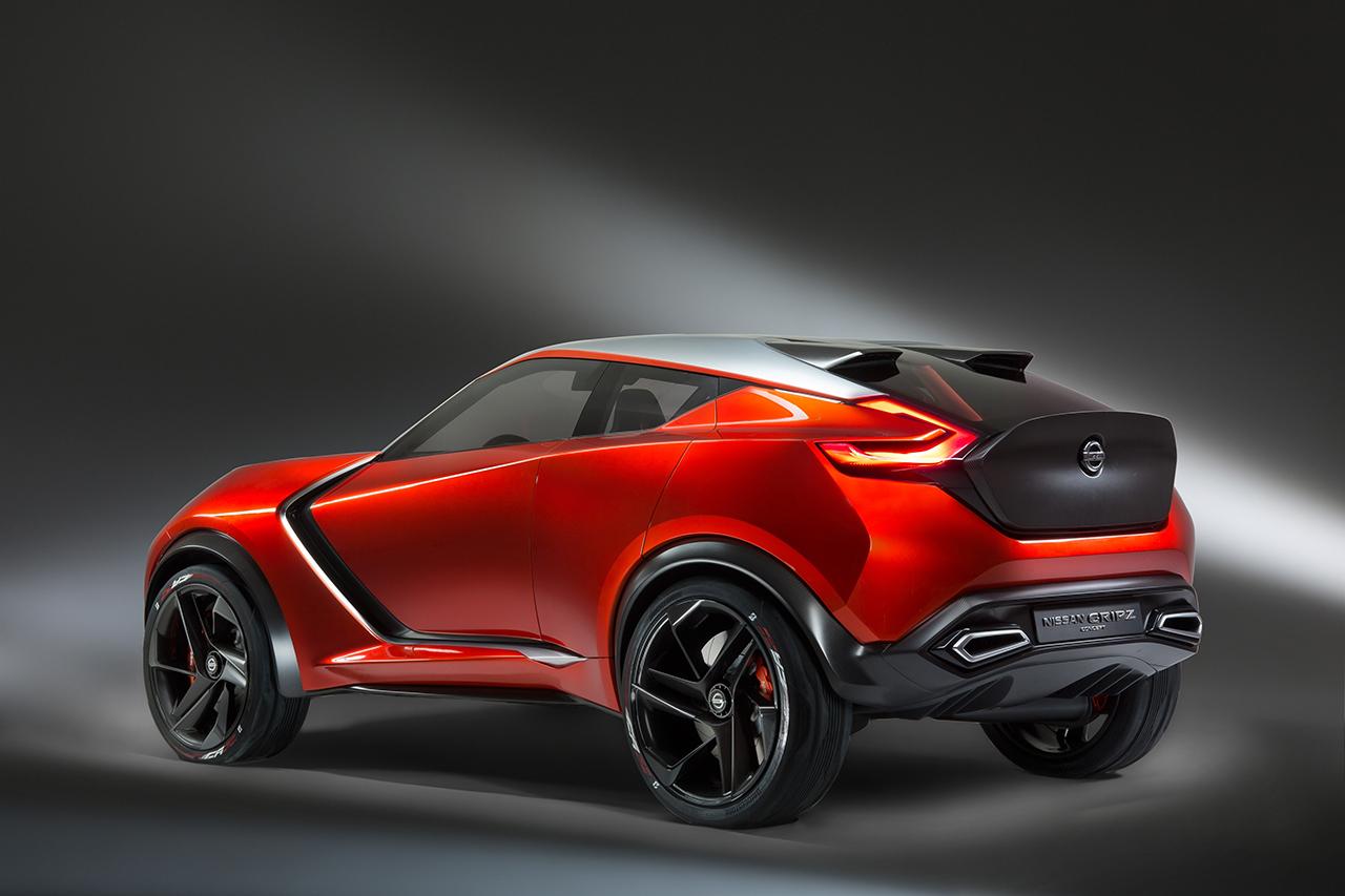 Nissan Gripz Concept - egmCarTech
