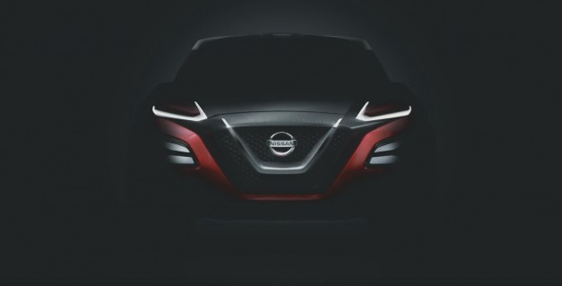 Video: Nissan teases its new concept again, called the Gripz