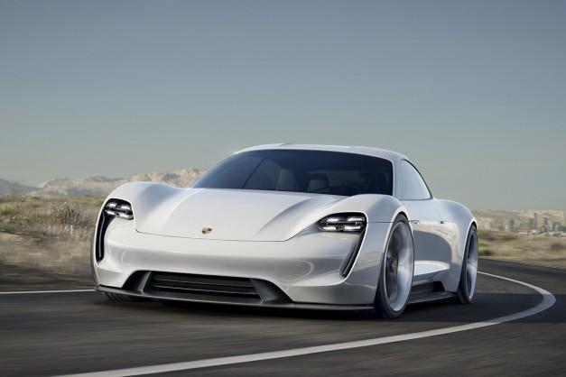 2015 Frankfurt – IAA: Porsche reveals the Mission E Concept to rival Tesla
