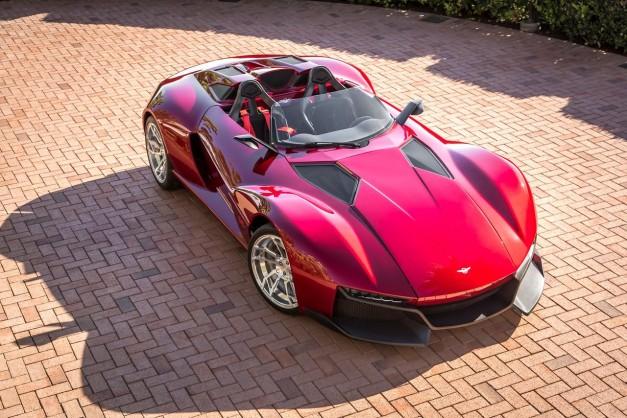 Report: Rezvani rumored to be prepping 700hp Beast X