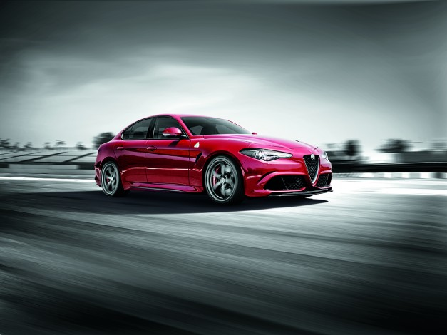 Report: Alfa Romeo says inspiration for Giulia design came from 156