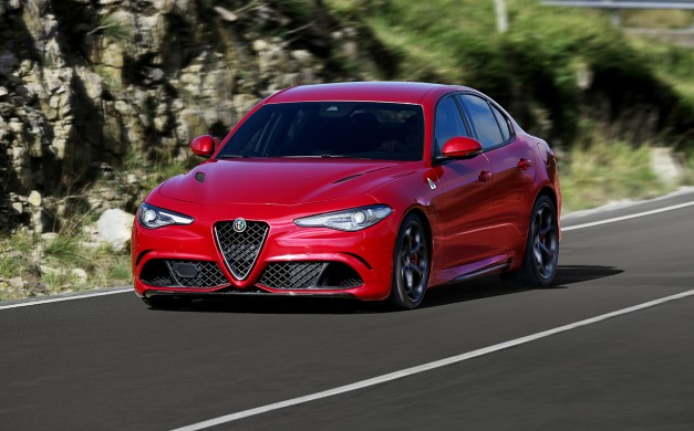 Report: The Alfa Romeo Giulia should be ready to be sold by the end of 2016, in the UK at least