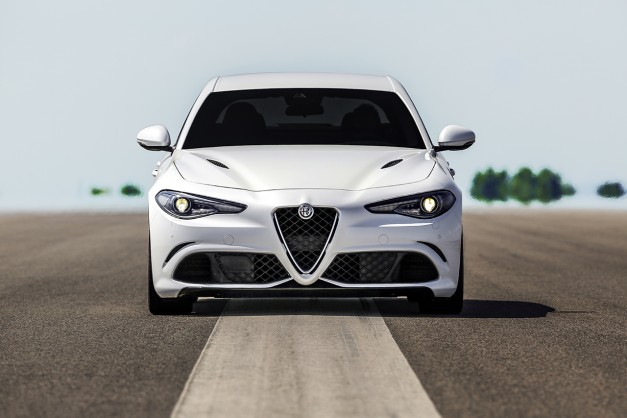 Report: Alfa Romeo spills the beans on near-future lineup to include full-size sedan and crossover
