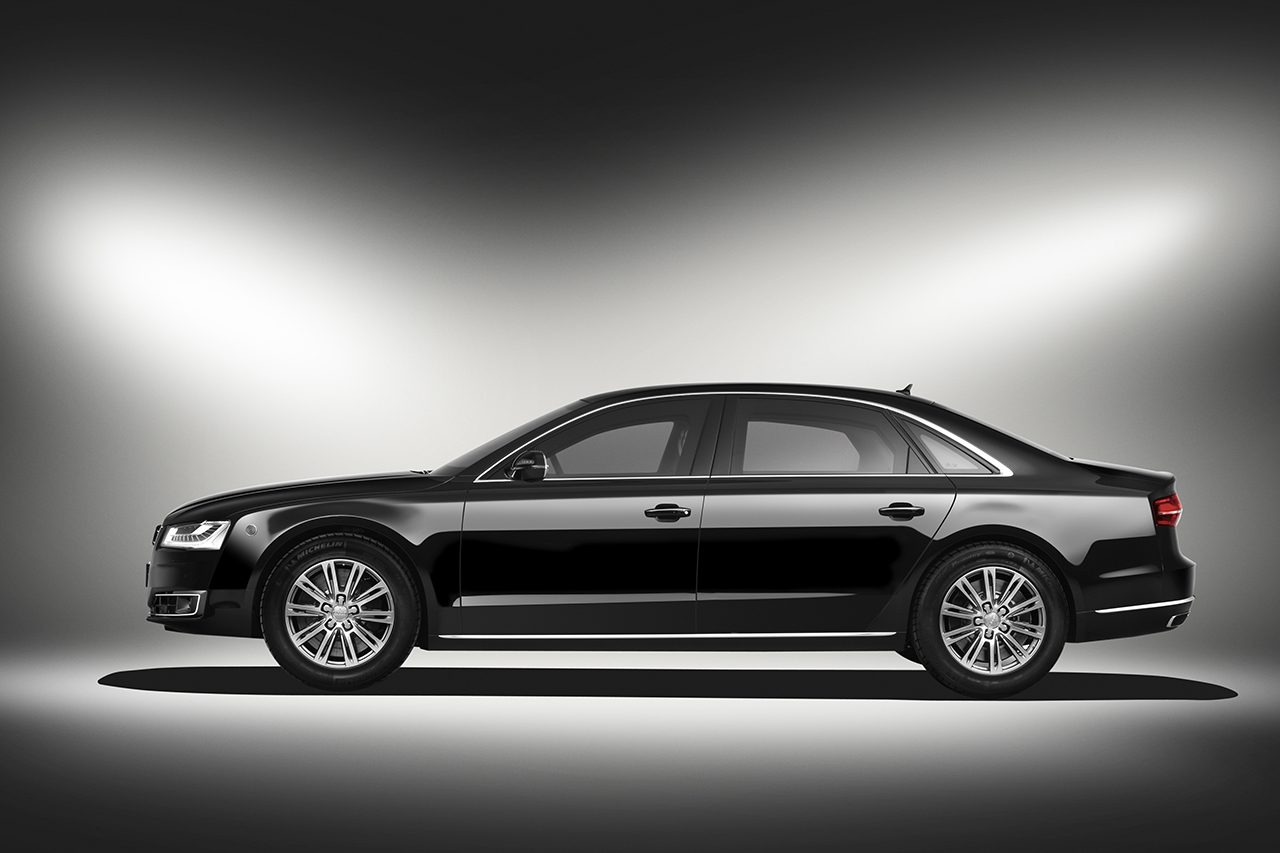 Audi A8 L Security - egmCarTech